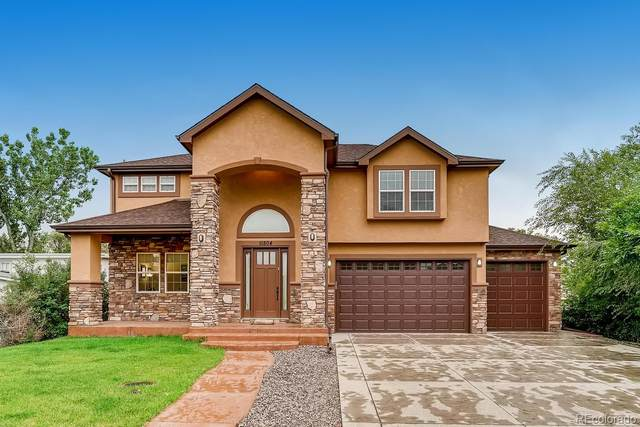 11804 W Security Avenue, Lakewood, CO 80401 (#3897734) :: The DeGrood Team
