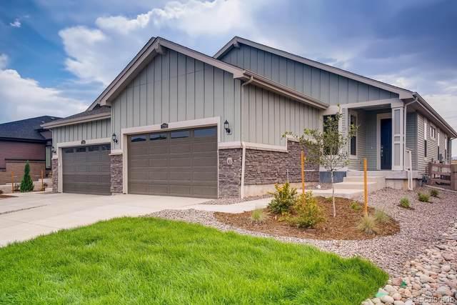 7792 Plateau Creek Lane, Littleton, CO 80125 (MLS #3898081) :: 8z Real Estate