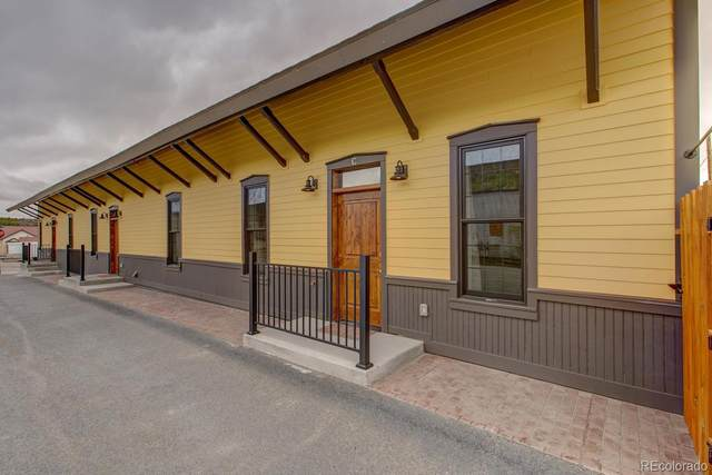 600 Chestnut Street C, Leadville, CO 80461 (#3898561) :: iHomes Colorado