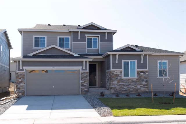 6583 Merrimack Drive, Castle Pines, CO 80108 (MLS #3900940) :: 8z Real Estate