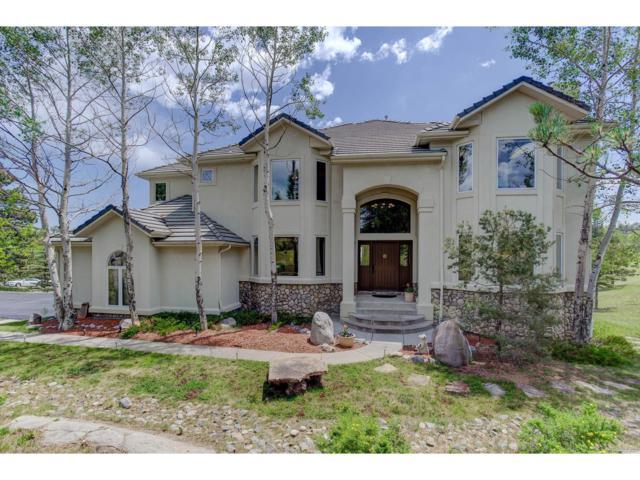 803 Willobe Way, Golden, CO 80401 (MLS #3901781) :: 8z Real Estate