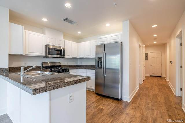 1631 N Emerson Street #203, Denver, CO 80218 (MLS #3902483) :: Bliss Realty Group