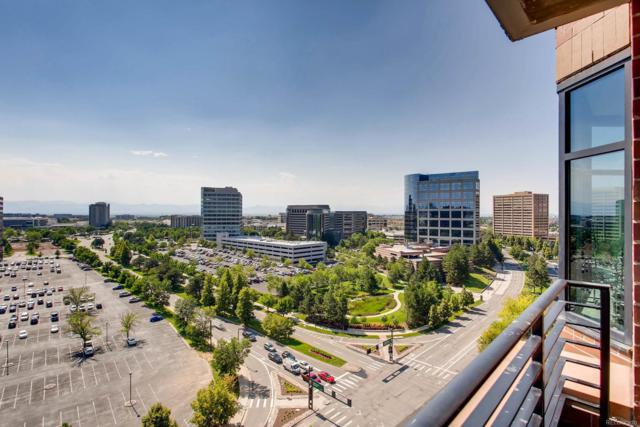 8100 E Union Avenue #1506, Denver, CO 80237 (#3902905) :: The Heyl Group at Keller Williams