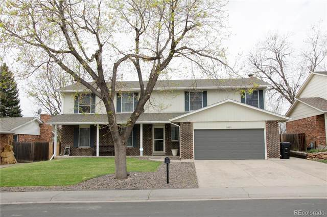 1491 S Wheeling Circle, Aurora, CO 80012 (#3905687) :: James Crocker Team
