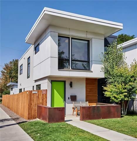 1295 S Pennsylvania Street, Denver, CO 80210 (#3907646) :: Wisdom Real Estate