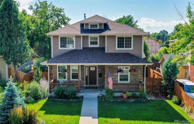 3309 S Marion Street, Englewood, CO 80113 (#3909617) :: The Griffith Home Team
