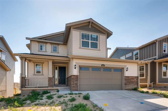 9453 Pitkin Street, Commerce City, CO 80022 (#3909837) :: Structure CO Group
