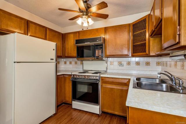 9360 E Center Avenue 6C, Denver, CO 80247 (#3913349) :: The Peak Properties Group