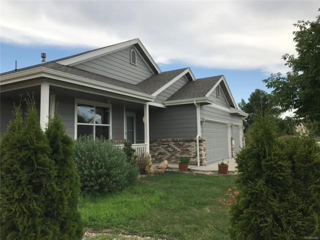 161 Tartan Drive, Johnstown, CO 80534 (#3915578) :: The City and Mountains Group