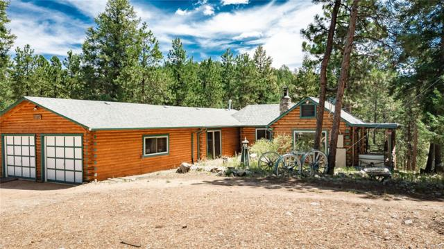 15574 S Pitkin Lane, Pine, CO 80470 (#3915656) :: Wisdom Real Estate
