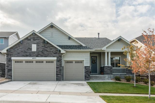 6955 S Robertsdale Way, Aurora, CO 80016 (MLS #3916319) :: Kittle Real Estate