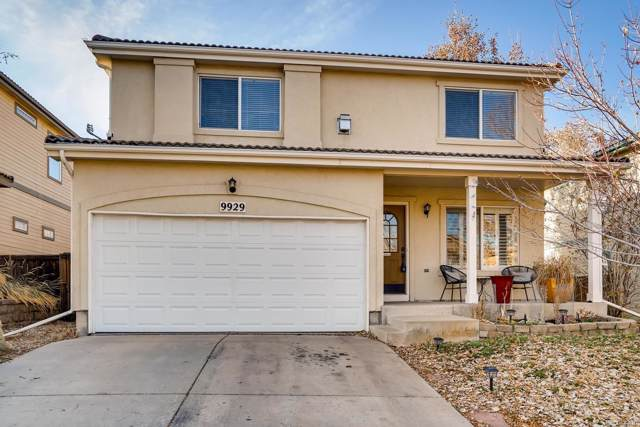 9929 Melbourne Place, Highlands Ranch, CO 80130 (MLS #3916802) :: Colorado Real Estate : The Space Agency