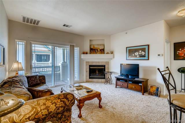 8329 S Independence Circle #206, Littleton, CO 80128 (#3919402) :: Real Estate Professionals