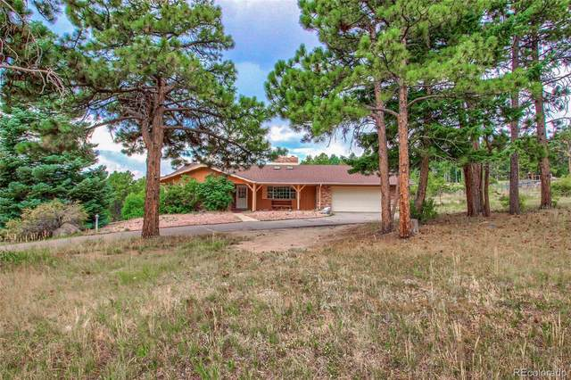 9059 Hillview Road, Morrison, CO 80465 (MLS #3920227) :: 8z Real Estate