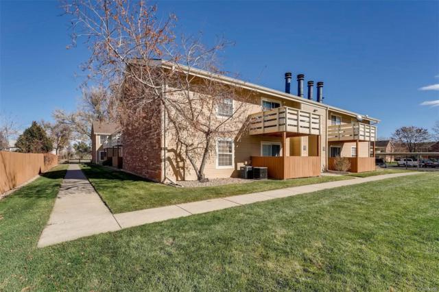10251 W 44th Avenue #107, Wheat Ridge, CO 80033 (#3921013) :: Wisdom Real Estate