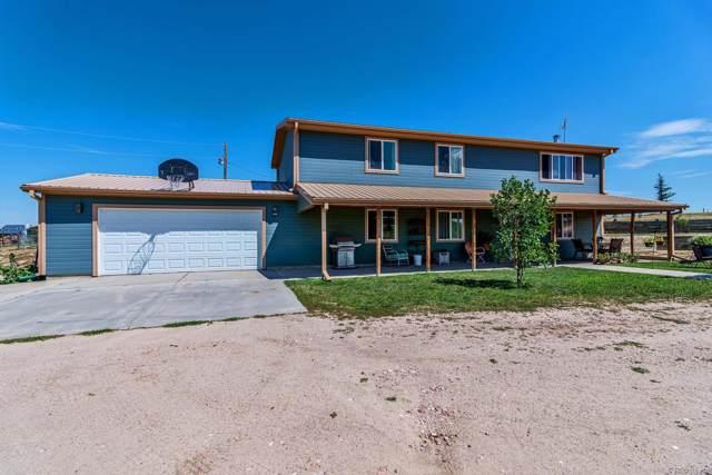 6526 Arrowhead Trail, Elizabeth, CO 80107 (MLS #3921558) :: 8z Real Estate