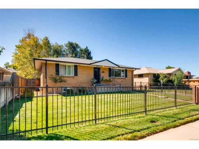 2536 E Mexico Avenue, Denver, CO 80210 (#3922805) :: Thrive Real Estate Group
