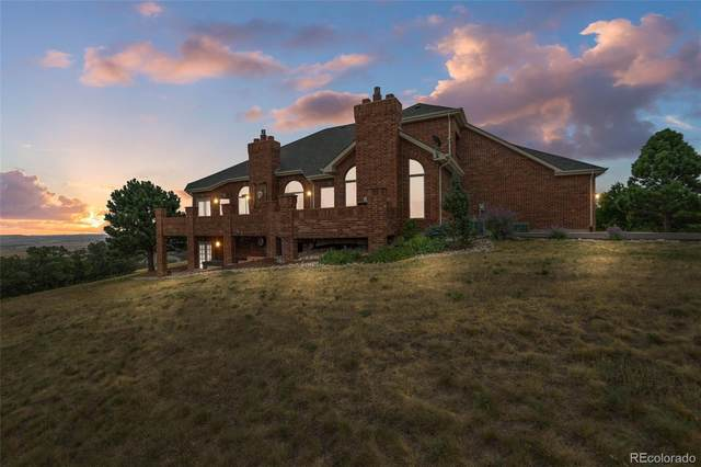 1401 Colt Circle, Castle Rock, CO 80109 (#3924508) :: The DeGrood Team