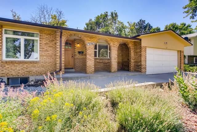 13562 W Dakota Avenue, Lakewood, CO 80228 (MLS #3925554) :: Kittle Real Estate