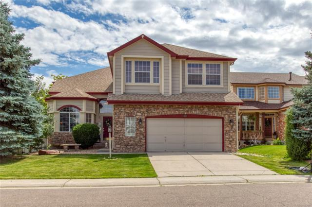 34 Burgundy Court, Highlands Ranch, CO 80126 (#3927392) :: The HomeSmiths Team - Keller Williams