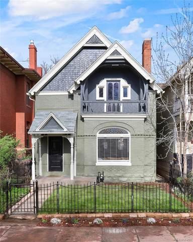 2032 N Ogden Street, Denver, CO 80205 (#3928783) :: Wisdom Real Estate