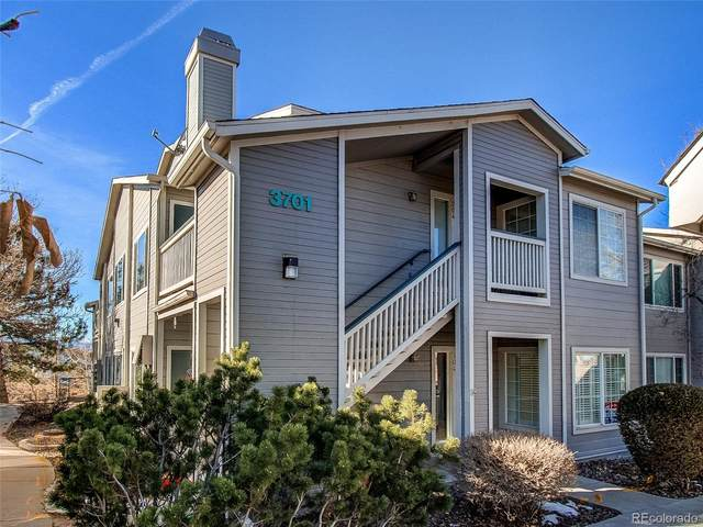 3701 Cactus Creek Court #104, Highlands Ranch, CO 80126 (#3930161) :: The DeGrood Team