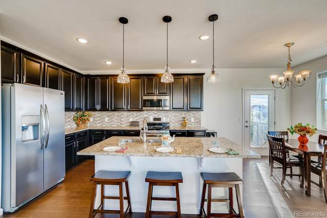 4771 Copeland Circle #203, Highlands Ranch, CO 80126 (#3931290) :: HomeSmart Realty Group