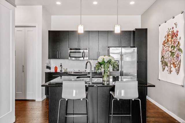 336 E 1st Avenue #303, Denver, CO 80203 (MLS #3935274) :: 8z Real Estate