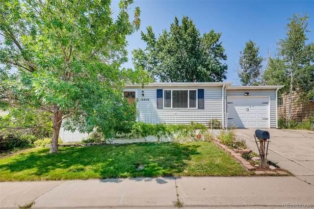 15809 W 1st Drive, Golden, CO 80401 (#3935939) :: Wisdom Real Estate