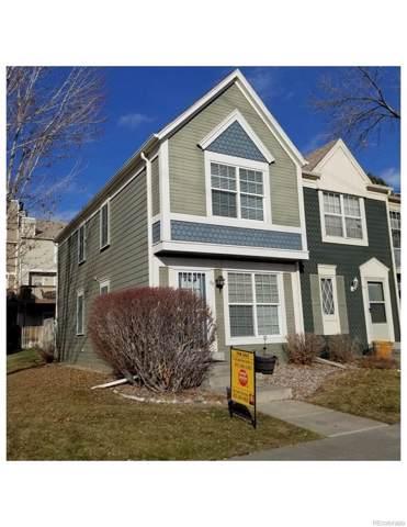 1699 S Trenton Street #88, Denver, CO 80231 (MLS #3940114) :: 8z Real Estate