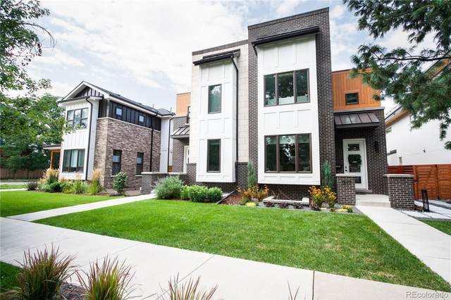 1577 S Pennsylvania Street, Denver, CO 80210 (#3944128) :: Re/Max Structure