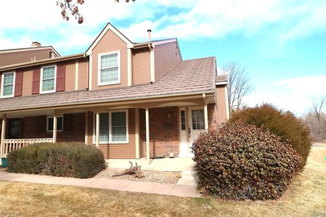 5278 S Jellison Street, Littleton, CO 80123 (MLS #3944458) :: 8z Real Estate