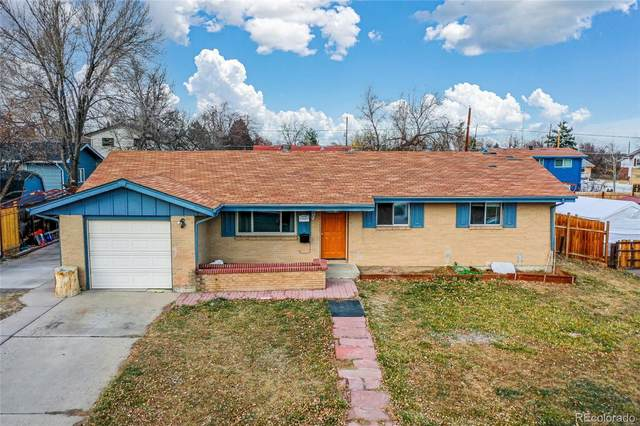 1243 W 103rd Place, Northglenn, CO 80260 (#3945530) :: The DeGrood Team