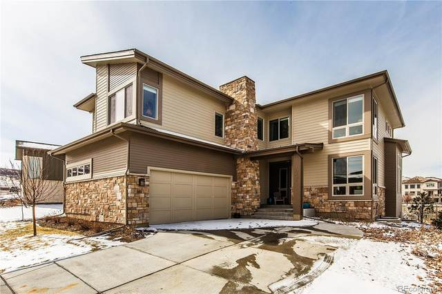 10431 North Sky Drive, Lone Tree, CO 80124 (MLS #3946537) :: Kittle Real Estate