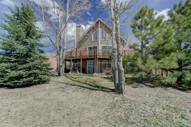 1869 Territory Circle, Parker, CO 80138 (#3946696) :: The Peak Properties Group