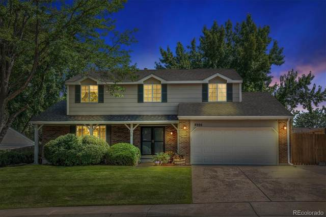 8966 W Geddes Place, Littleton, CO 80128 (MLS #3947076) :: Bliss Realty Group