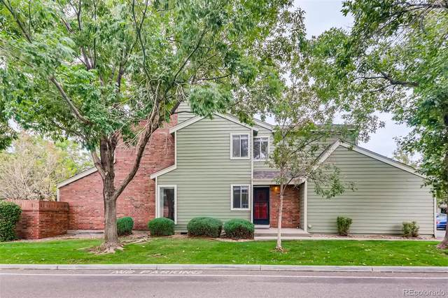 7476 E Arkansas Avenue #4010, Denver, CO 80231 (MLS #3947680) :: 8z Real Estate