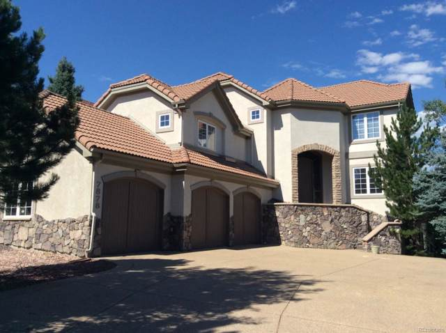7878 W Newberry Circle, Lakewood, CO 80235 (#3948434) :: Bring Home Denver with Keller Williams Downtown Realty LLC