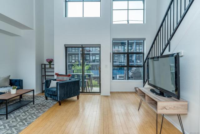 3149 Blake Street #307, Denver, CO 80205 (MLS #3954713) :: 8z Real Estate