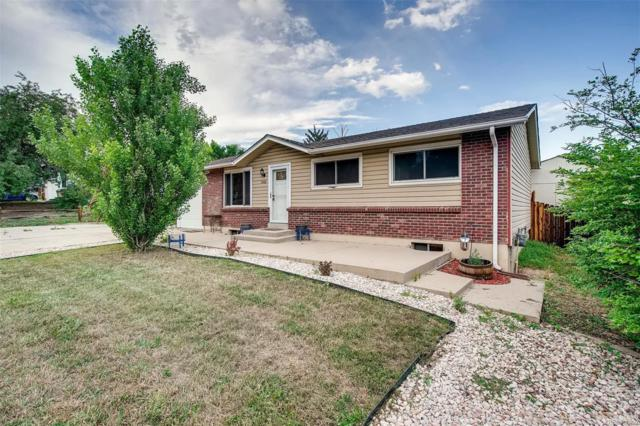 7958 Harlan Street, Arvada, CO 80003 (#3954747) :: The Peak Properties Group