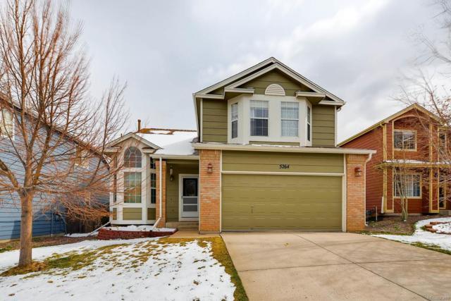 5264 Essex Avenue, Castle Rock, CO 80104 (#3955033) :: The Peak Properties Group