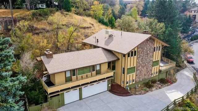 12242 W 16th Drive, Lakewood, CO 80215 (MLS #3955034) :: Wheelhouse Realty