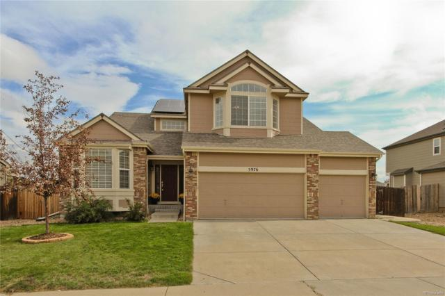 5976 Scenic Avenue, Firestone, CO 80504 (#3955080) :: The Heyl Group at Keller Williams
