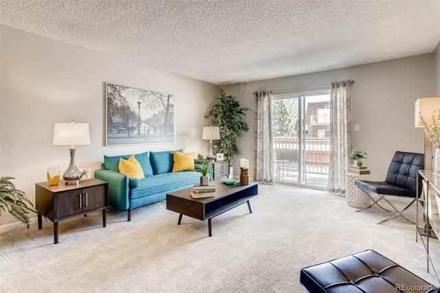 7755 E Quincy Avenue 207A3, Denver, CO 80237 (MLS #3956861) :: Find Colorado