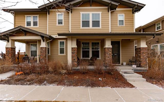 10889 E 28th Place, Denver, CO 80238 (#3957208) :: Hudson Stonegate Team
