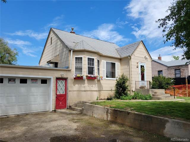 1375 Gray Street, Lakewood, CO 80214 (MLS #3958475) :: 8z Real Estate