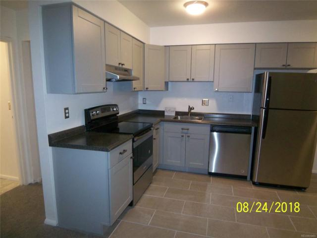 5995 W Hampden Avenue F8, Denver, CO 80227 (#3959074) :: The Healey Group