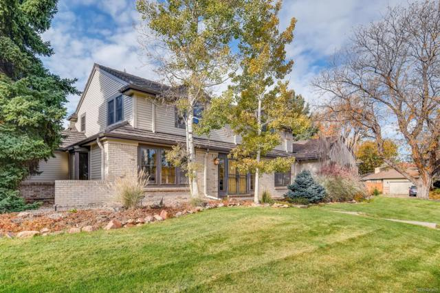 3805 S Niagara Way, Denver, CO 80237 (#3961431) :: The Galo Garrido Group
