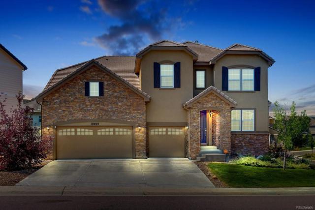 10469 Hillrose Street, Parker, CO 80134 (#3961494) :: The Peak Properties Group