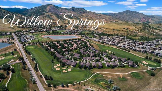 16052 Deer Ridge Drive B, Morrison, CO 80465 (#3963352) :: Chateaux Realty Group